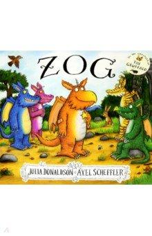 Купить Zog, Scholastic UK, Художественная литература для детей на англ.яз.