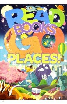 Read Books Go Places! POP! Chart