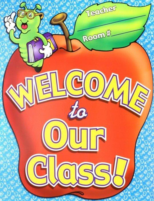 Иллюстрация 1 из 2 для Welcome to Our Class! Chart   Лабиринт - книги. Источник: Лабиринт