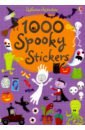Watt Fiona 1000 Spooky Stickers halloween stickers