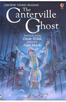 Купить Canterville Ghost, Usborne, Художественная литература для детей на англ.яз.
