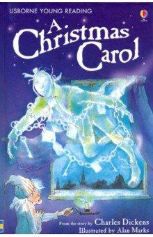 Купить Christmas Carol, Usborne, Художественная литература для детей на англ.яз.