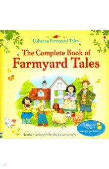 Купить Complete Book of Farmyard Tales, Usborne, Художественная литература для детей на англ.яз.