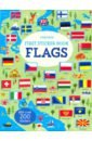 Bathie Holly First Sticker Book: Flags flags of the world