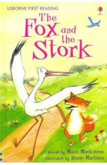 Купить Fox and the Stork, Usborne, Художественная литература для детей на англ.яз.