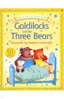 Купить Goldilocks & Three Bears, Usborne, Книги для детского досуга на английском языке