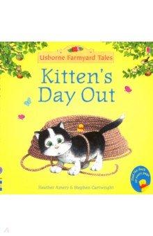 Купить Kitten's Day Out, Usborne, Художественная литература для детей на англ.яз.