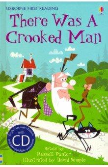 Купить There Was a Crooked Man (+CD), Usborne, Художественная литература для детей на англ.яз.