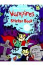 Robson Kirsteen Vampires Sticker Book hollywood vampires hollywood vampires hollywood vampires