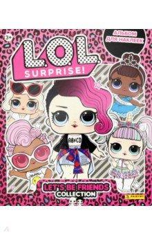 Купить Альбом L.O.L. Surprise-2 , Panini, Альбомы с наклейками