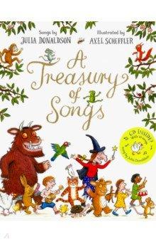 Treasury of Songs (+ CD)