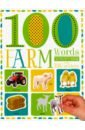 100 First Farm Words Sticker Activity book 100 first farm words sticker activity book