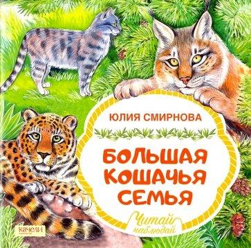 Большая кошачья семья, Смирнова Юлия Андреевна