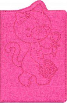 """Книга для записей """"Happy Animals. Дизайн 2"""" (64 листа, А5-, линия) (КЗХАК5642966)"""