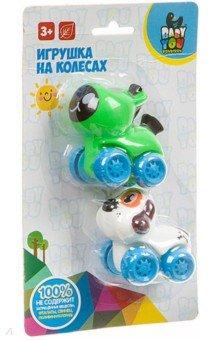 Набор игрушек на колесах