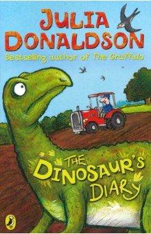 Купить The Dinosaur's Diary, Puffin, Художественная литература для детей на англ.яз.