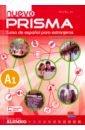 Gelabert Maria Jose, Menendez Mar Nuevo Prisma A1 – Libro Del Alumno (+СD) nuevo espanol 2000 nivel medio