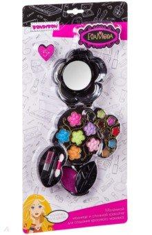 Купить Набор декоративной косметики Косметичка-цветок (ВВ2244), BONDIBON, Все для грима