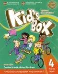 Kid's Box. Level 4. Pupil's Book. British English