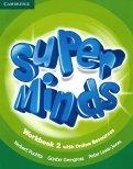 Super Minds. Workbook 2 with Online Resources