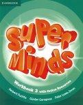 Super Minds. Level 3. Workbook with Online Resources