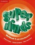 Super Minds. Level 4. Workbook with Online Resources