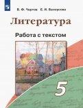 Литература. 5 класс. Работа с текстом