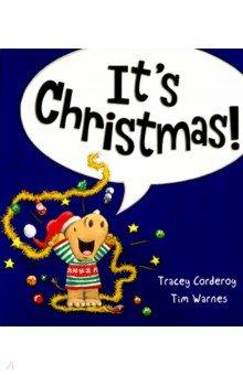 Купить It's Christmas!, Little Tiger Press, Художественная литература для детей на англ.яз.