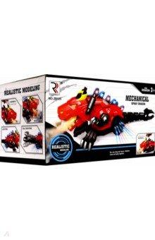 Купить Робот дракон (движущийся, свет, музыка, дыхание паром) (71258), Премьер-игрушка, Роботы и трансформеры