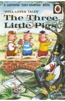 Купить Three Little Pigs, Ladybird, Художественная литература для детей на англ.яз.