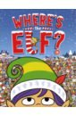 Leighton Jonny Wheres the Elf? A Christmas Search-and-Find Adventure