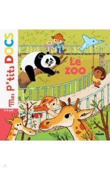 Купить Le zoo, Milan (France), Литература на французском языке для детей