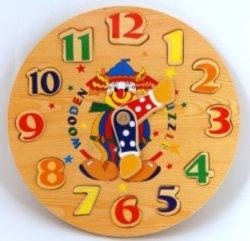 Иллюстрация 1 из 6 для Часы-цифры | Лабиринт - игрушки. Источник: Лабиринт