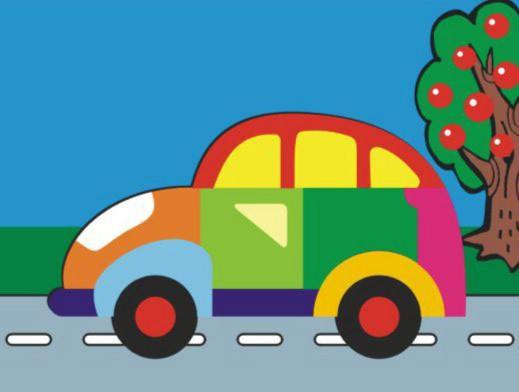 Иллюстрация 1 из 8 для Машина | Лабиринт - игрушки. Источник: Лабиринт