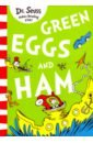 Dr. Seuss Green Eggs and Ham the variety rift dinosaur eggs green red multicolored 4 pcs