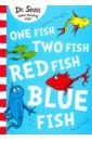 Dr. Seuss One Fish, Two Red Blue Fish