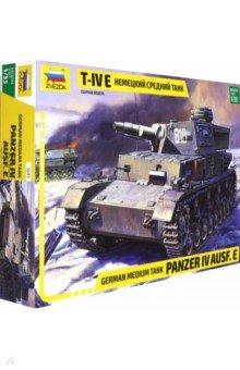 Купить Немецкий средний танк T-IV E 1/35 (3641), Звезда, Бронетехника и военные автомобили (1:35)
