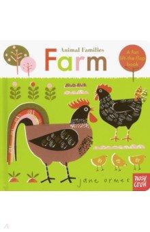 Animal Families. Farm