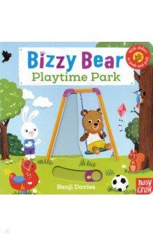 Bizzy Bear. Playtime Park