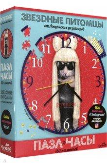 Купить Петс Рок. Пазл-часы GG (150 элементов) (05048), Оригами, Пазлы (100-170 элементов)