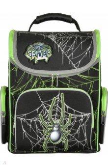Купить Ранец школьный Spider (830822), Silwerhof, Ранцы и рюкзаки для начальной школы