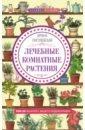 Обложка Лечебные комнатные растения. ТОП20