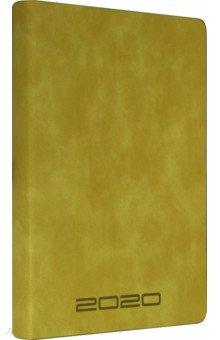 Ежедневник датированный на 2020 год, 176 листов