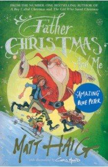 Купить Father Christmas and Me, Canongate, Художественная литература для детей на англ.яз.