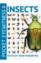 Обложка Insects (Pocket Eyewitness)