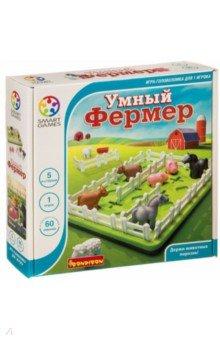 Купить Логическая игра Умный фермер (SG 091 RU/ВВ3797), Bondibon, Другие настольные игры