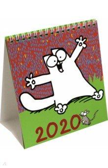 Zakazat.ru: Настольный календарь на 2020 год Кот Саймона, на пружине. Тофилд Саймон