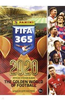 Альбом для наклеек Panini FIFA 365-2020 , Альбомы с наклейками  - купить со скидкой