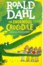 Обложка The Enormous Crocodile