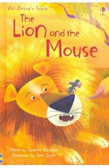 Купить The Lion and the Mouse, Usborne, Художественная литература для детей на англ.яз.